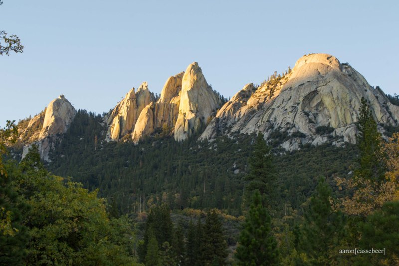 The Needles, Sequoia National Forest
